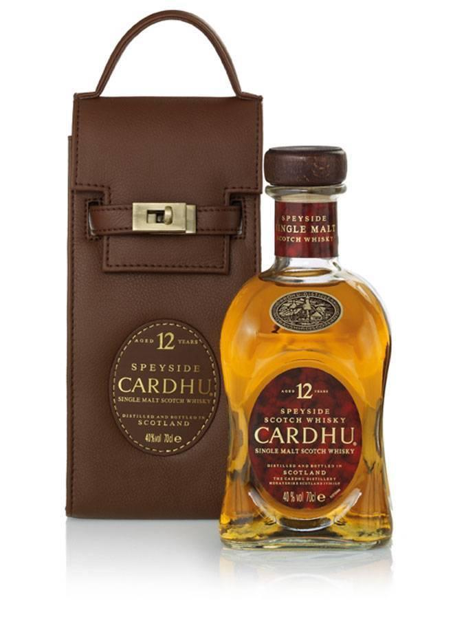 Виски карду (cardhu): история, обзор вкуса и видов