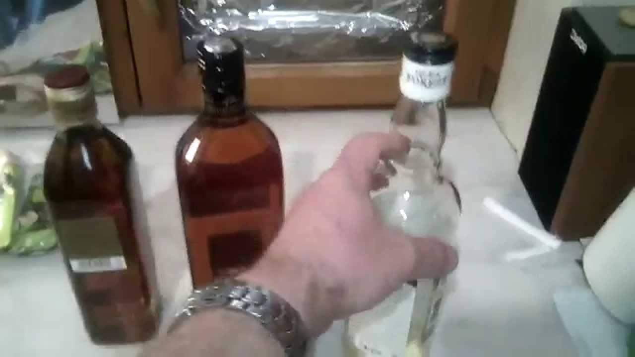 Рецепты домашнего приготовления виски на основе самогона