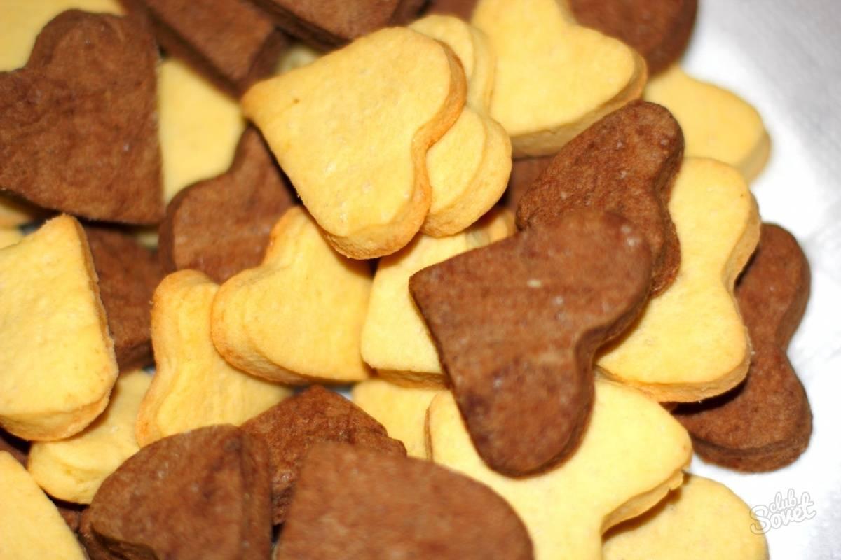 Рецепты печенья напиве, маргарине и сливочном масле