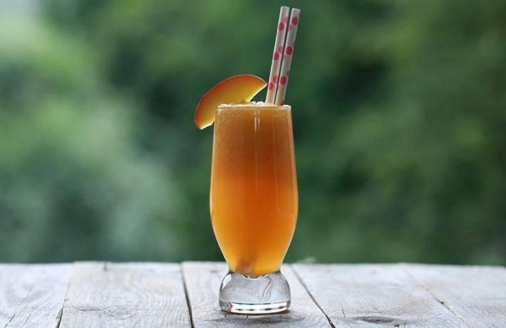 Рецепт коктейля «беллини»