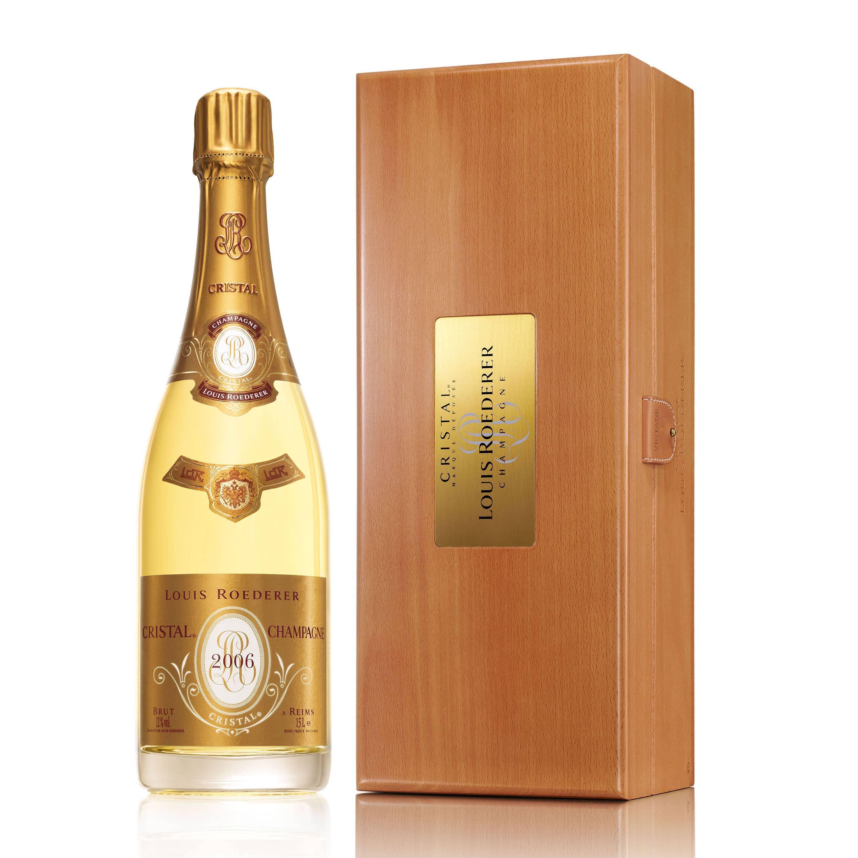 Шампанское кристалл — описание и характеристика напитка, технология производства