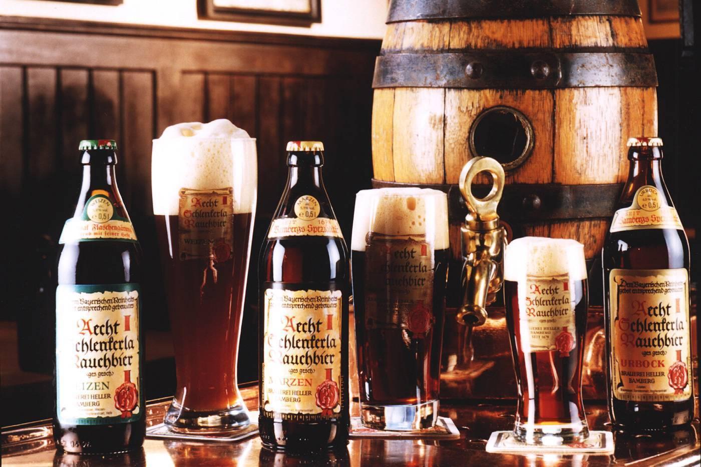 Лучшие марки немецкого пива  в россии