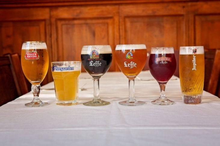 Знаменитое бельгийское пиво, какие основные сорта и названия