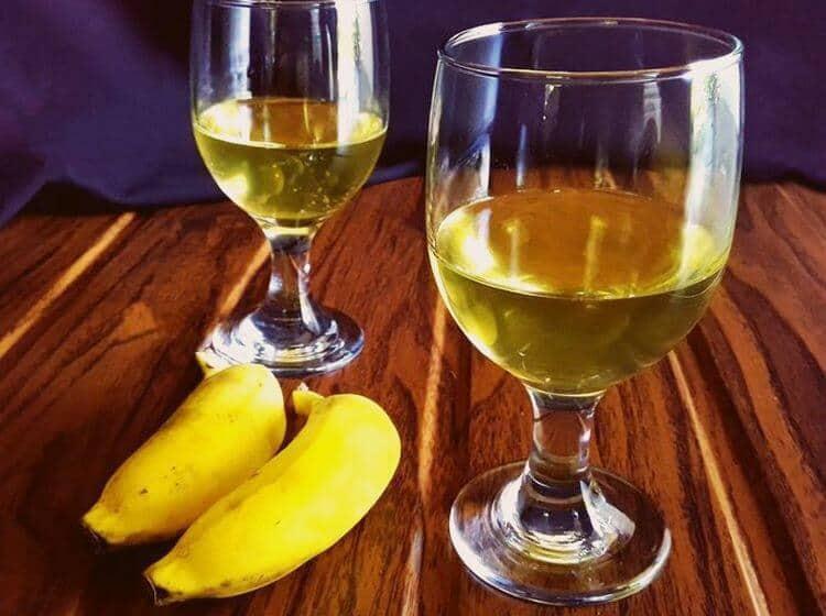Банановый ликер: рецепт на водке в домашних условиях
