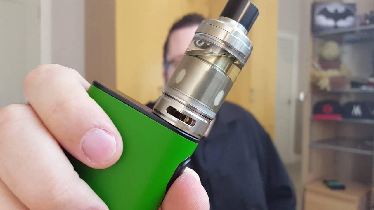 Как разобрать аккумулятор smoke stick v8
