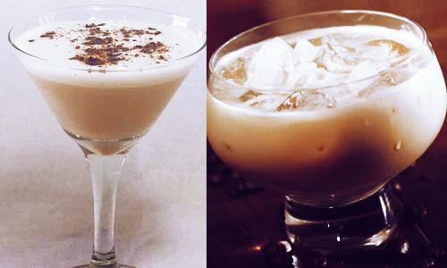 Готовим коктейль белый русский в домашних условиях