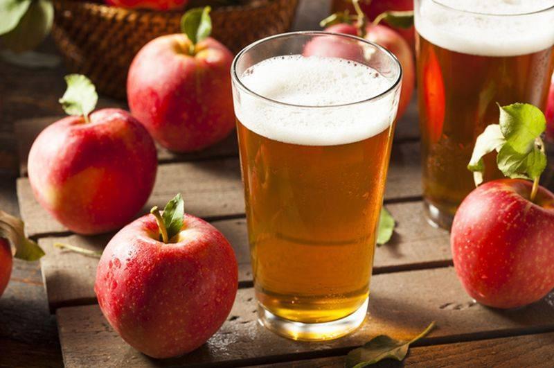 Вино из яблок в домашних условиях: простой рецепт и отменный результат