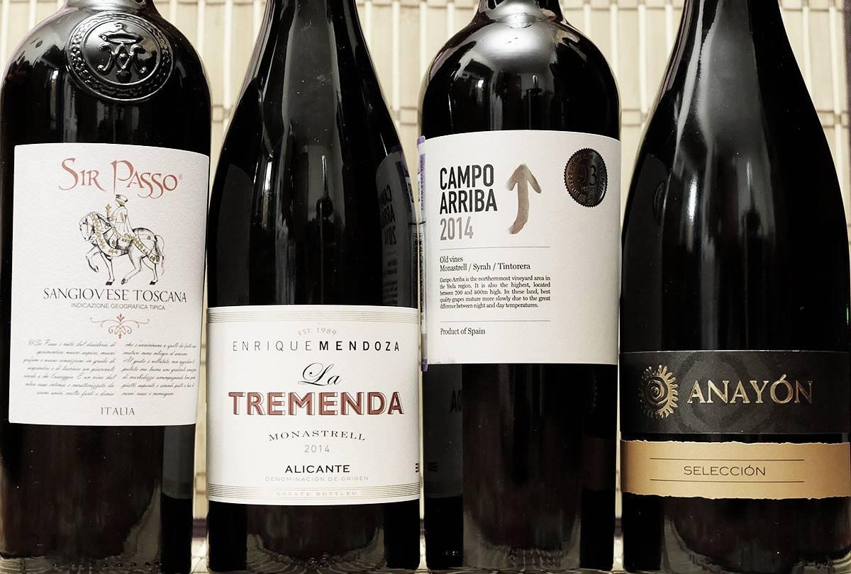 Категория вина igt италия что значит