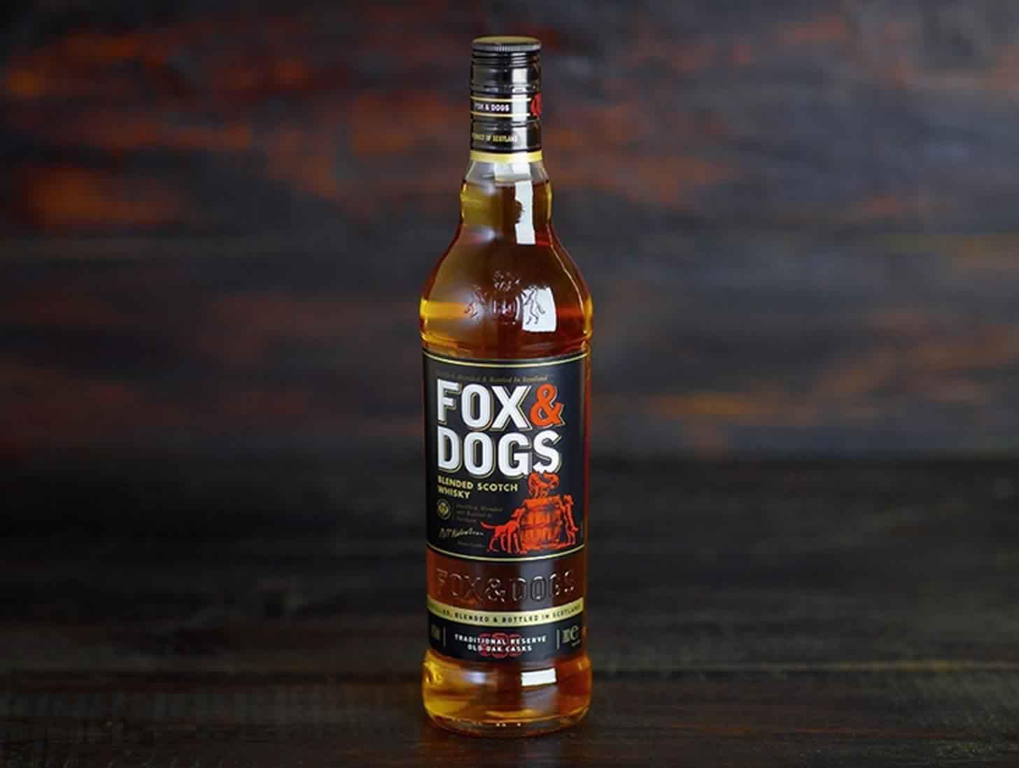 Обзор виски Fox and Dogs (Фокс энд Догс)