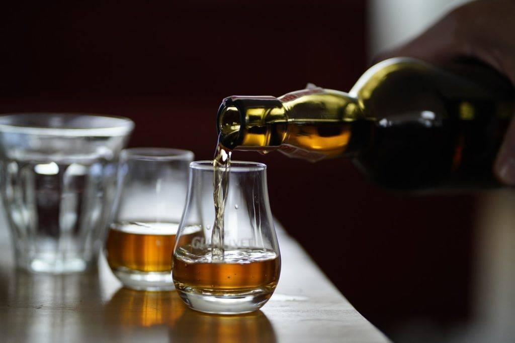 Вред и польза виски для здоровья
