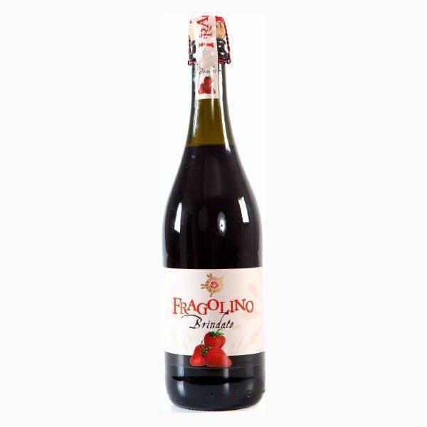 Фраголино — невероятный вкус клубники в игристом шампанском