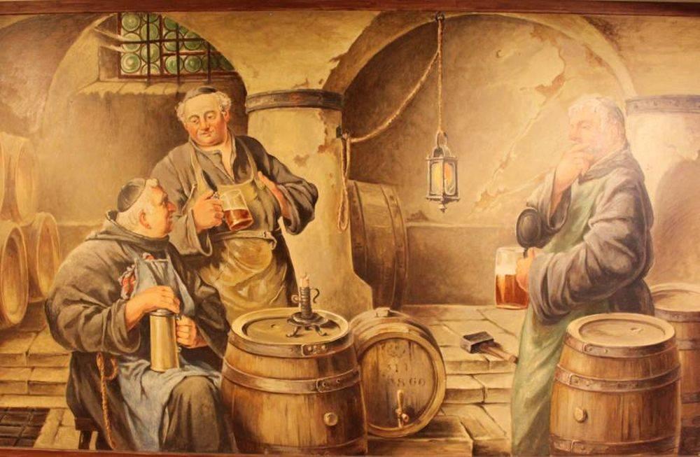 Как женили пиво, или История пенного напитка на Руси