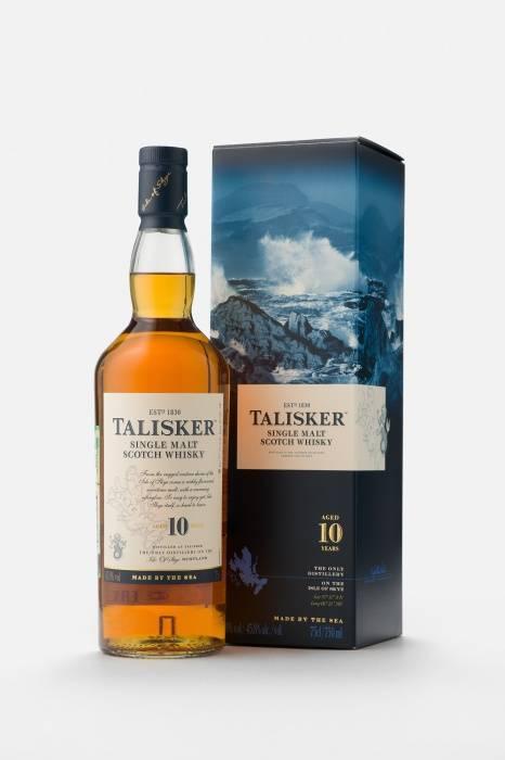 Обзор виски talisker (талискер), 10 лет