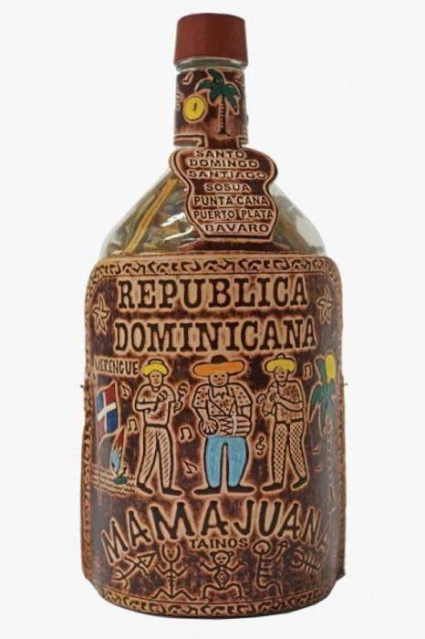 Мама хуана (доминикана): рецепт приготовления с самогоном, ромом и водкой