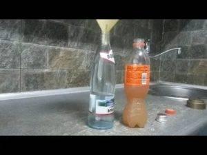 Щелочная вода что это такое как сделать в домашних условиях