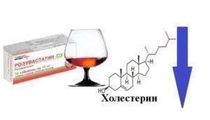 Совместимость алкоголя и статилов, совместимо ли спиртное с аторвастином, розувастатином или крестором