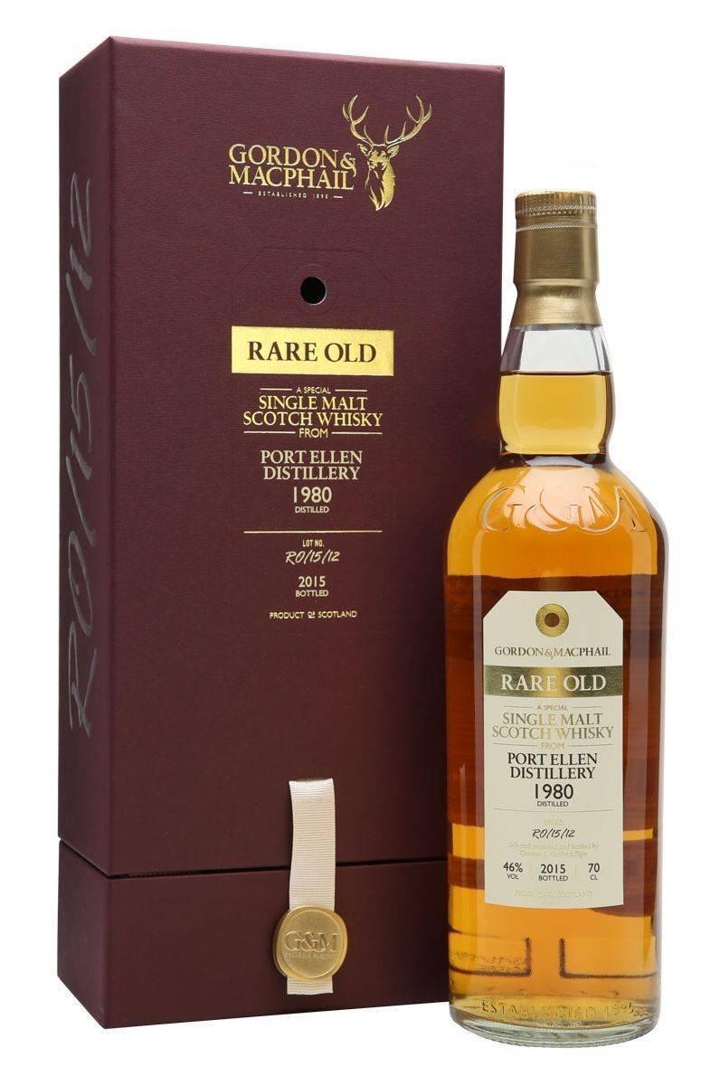 Шотландский виски - односолодовый