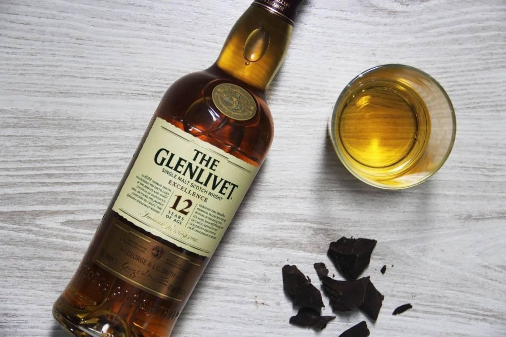 Виски glenlivet: цены, описание, отзывы
