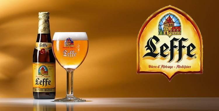 Обзор пива леффе блонд