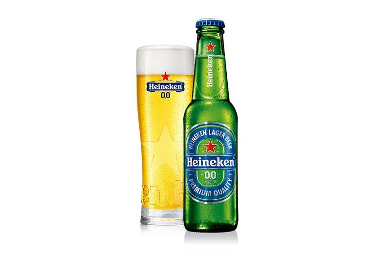Heineken выпускает пиво в инновационной бутылке