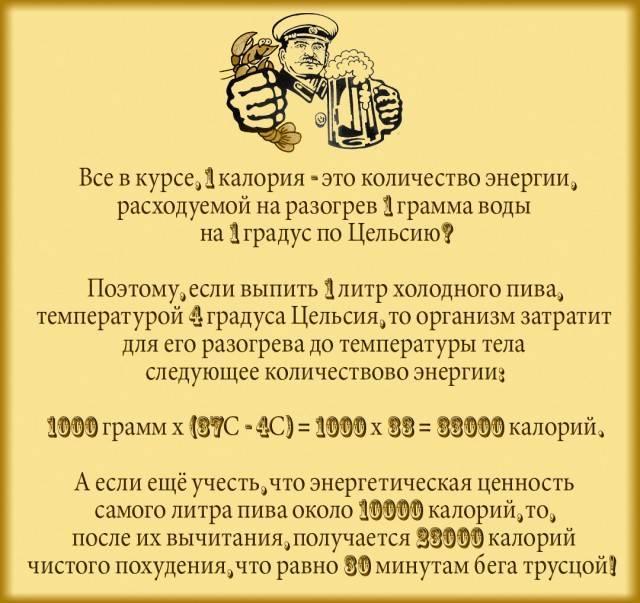 Самые различные факты о пиве