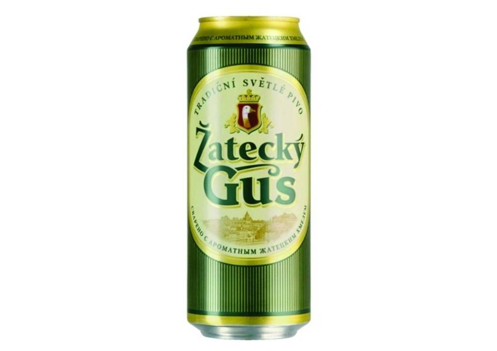 Вкусовые качества и происхождение пива жатецкий гусь | наливали