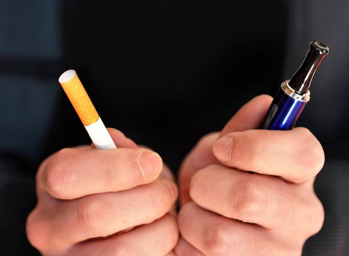Пар от электронных сигарет: вреден ли для окружающих?
