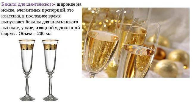 Шампанское блюдце — описание и идеи использования самого популярного бокала для шампанского!