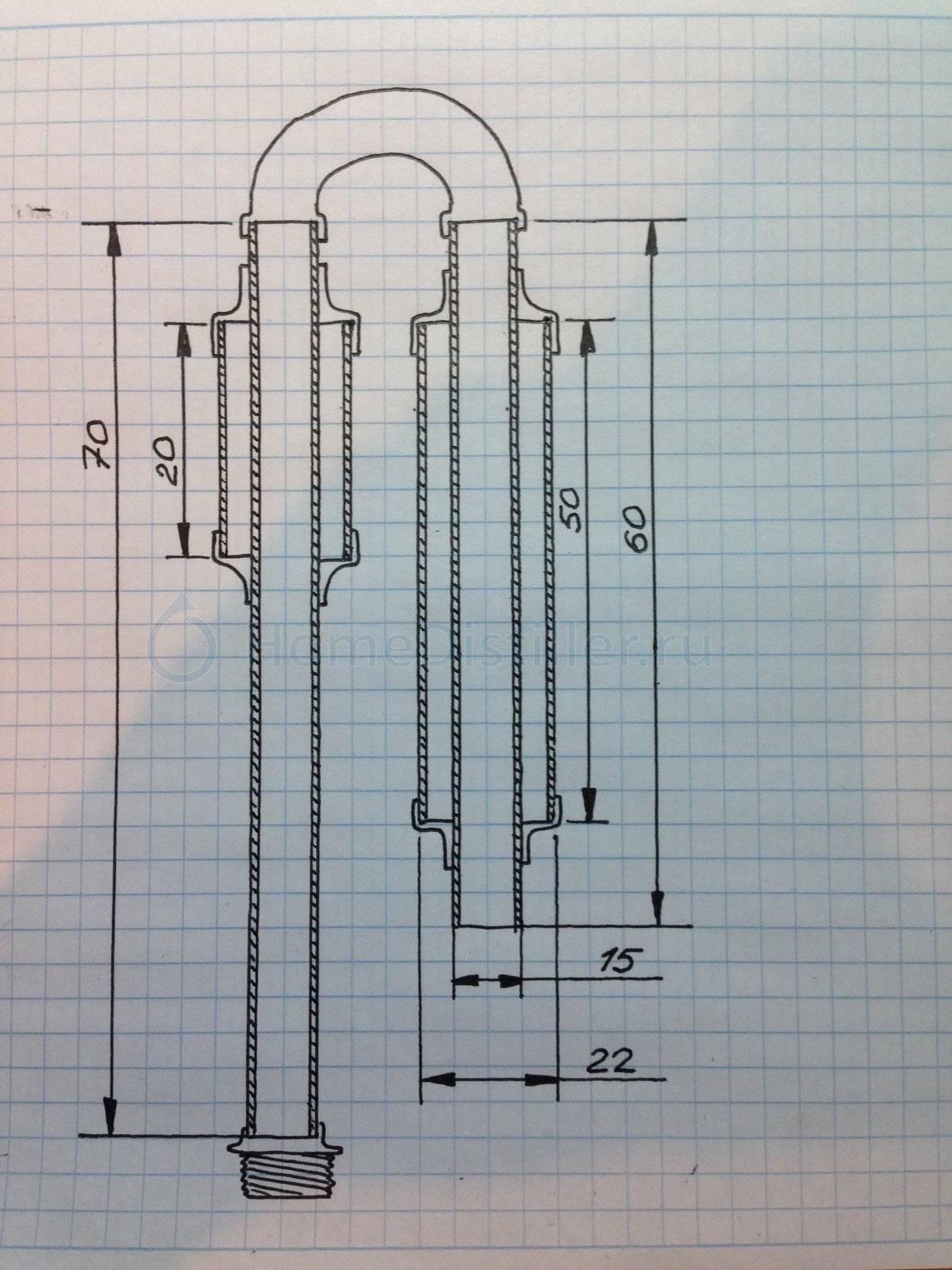 Ректификационная колонна своими руками видео как сделать – точные расчеты по чертежам и как сделать из фитингов сантехники в домашних условиях