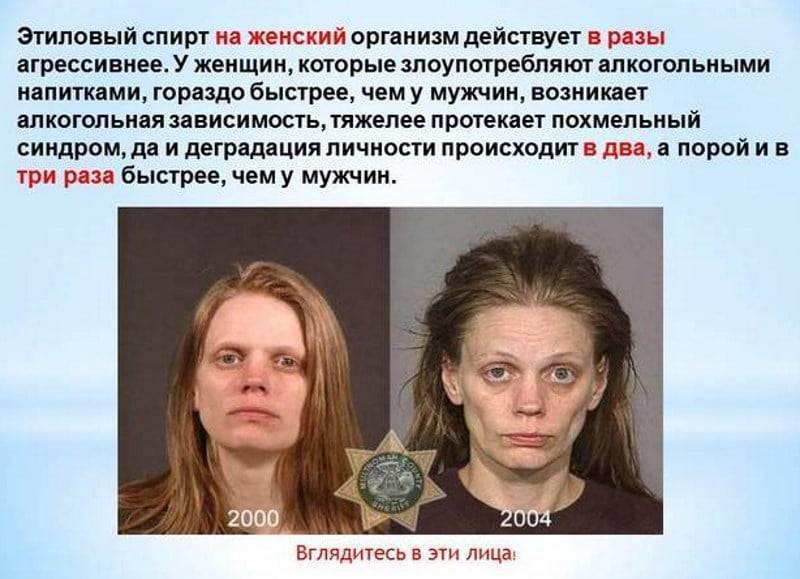 Влияние алкоголя на женский организм: последствия, лечение | moninomama.ru