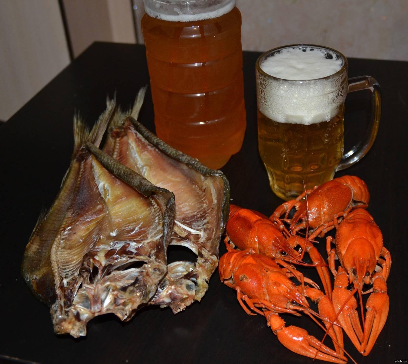 Рыба под пиво: лучшие сочетания стилей и видов*