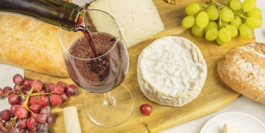 Какая еда с какими винами сочетается