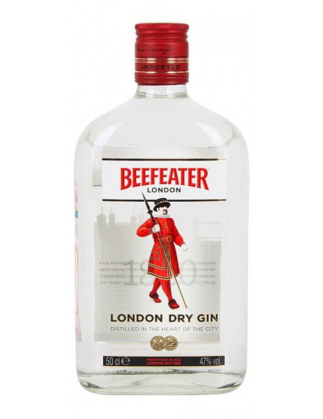 Джин бифитер — почему он так знаменит и как его пить
