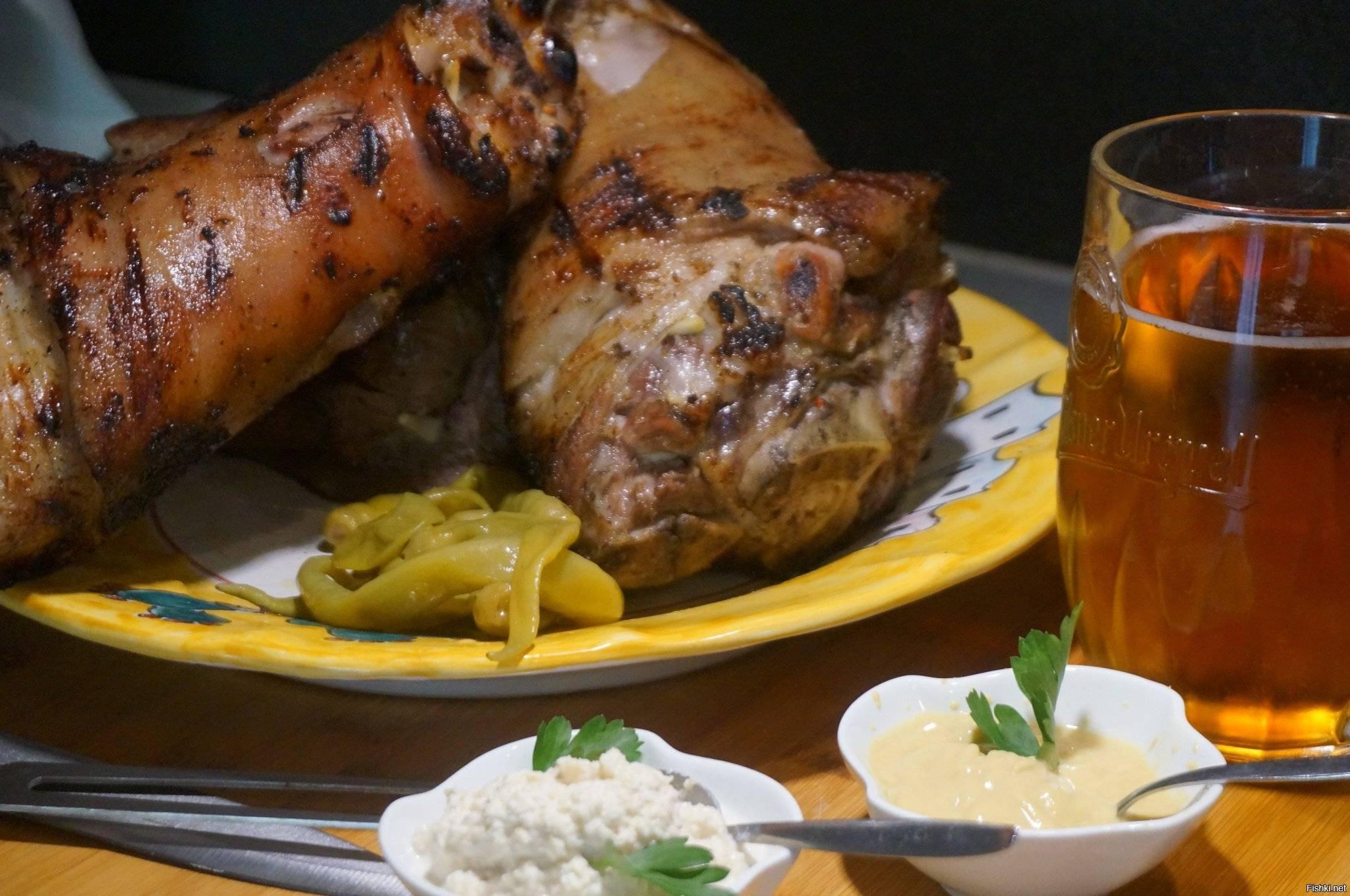 Свинина, запеченная в духовке в пиве - пошаговый рецепт