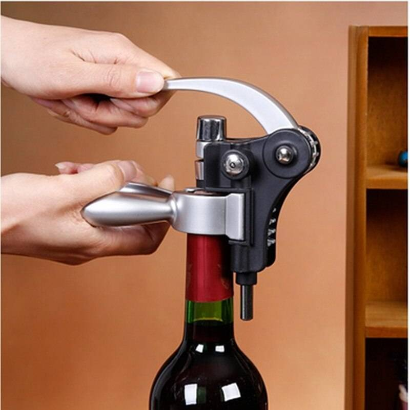 Штопор для вина как использовать | заметки официанта