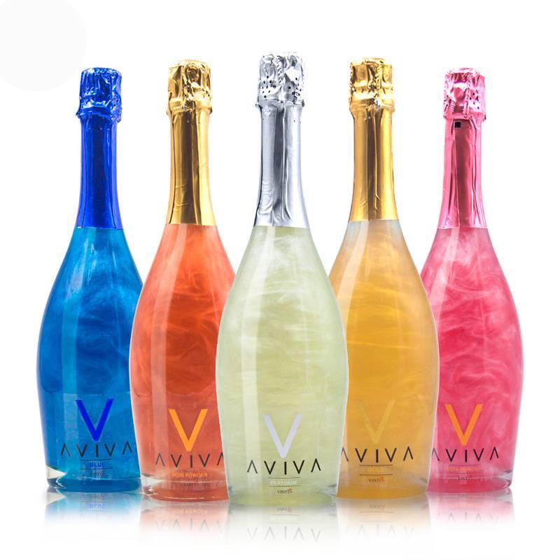 Авива шампанское описание — история алкоголя