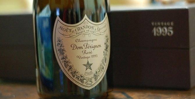 Самое дорогое в мире шампанское
