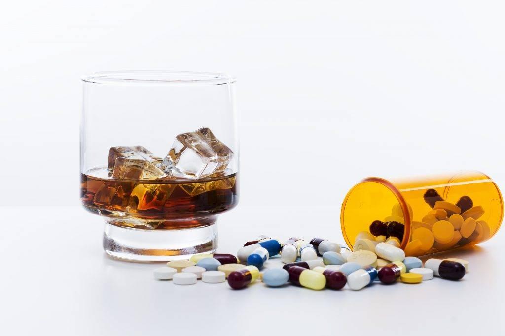 Алкоголь и ноотропные препараты: совместимость