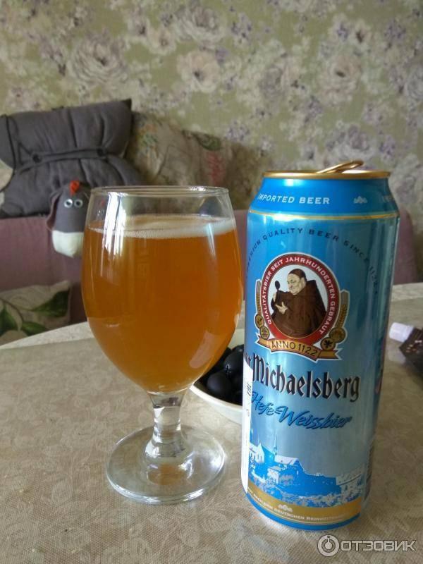 Пшеничное пиво: белое, нефильтрованное