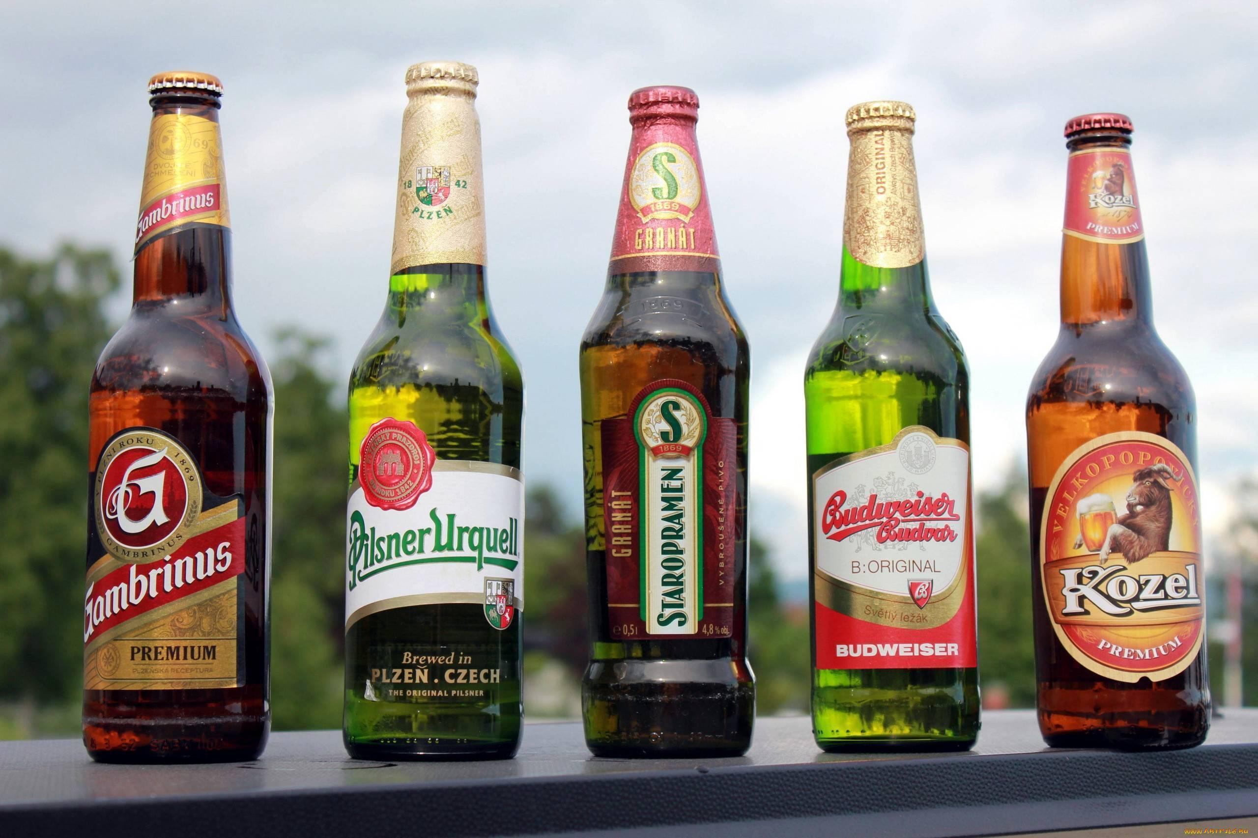 Чешская республика - в основном известная как прага и пиво