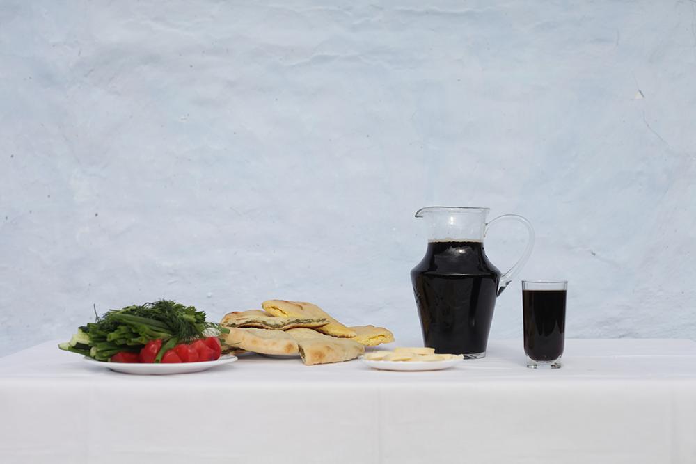 Осетинский пирог с зеленью – кулинарный рецепт