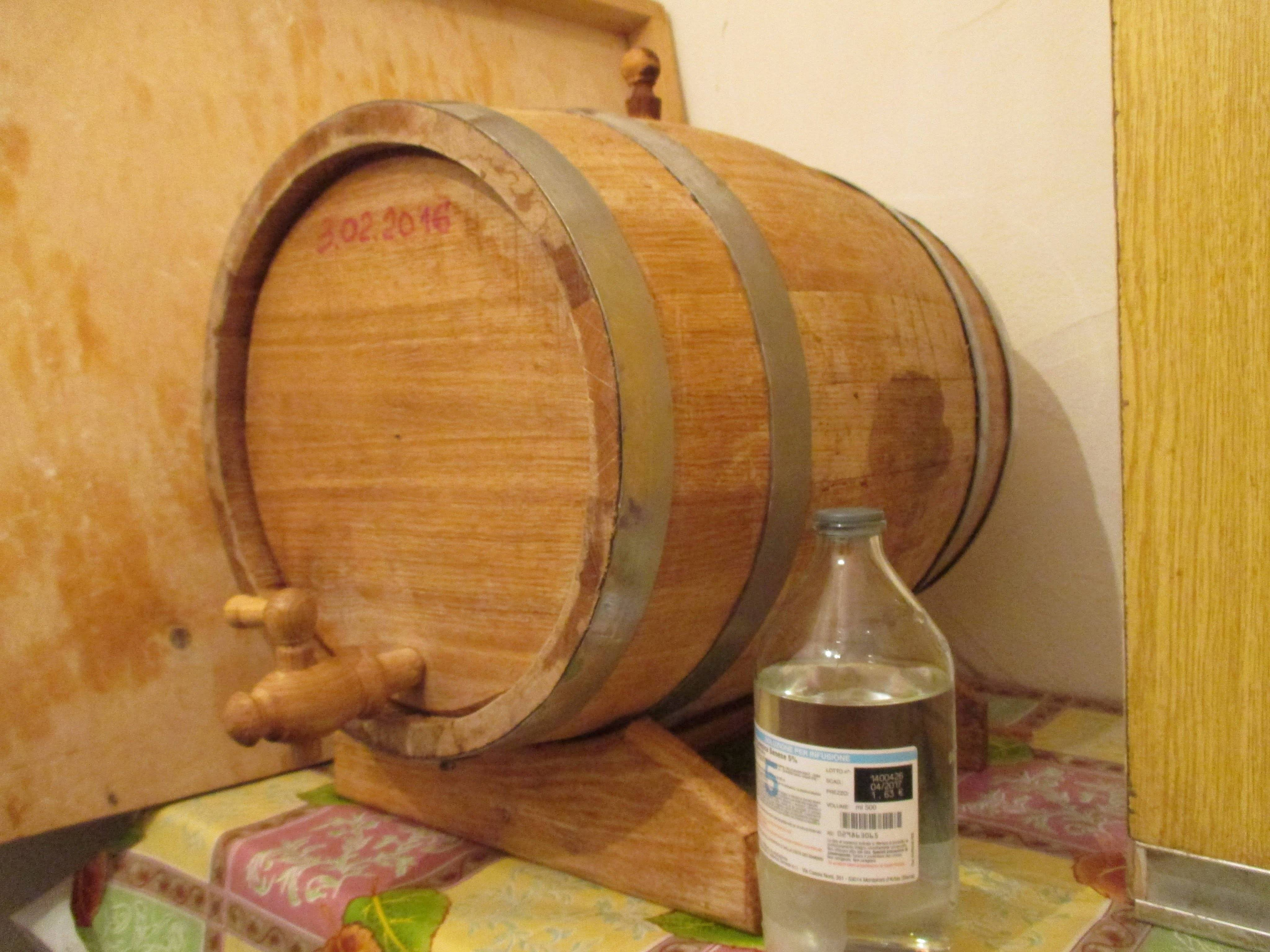Готовим бочку под домашний виски. подготовка и самостоятельное изготовление дубовой бочки