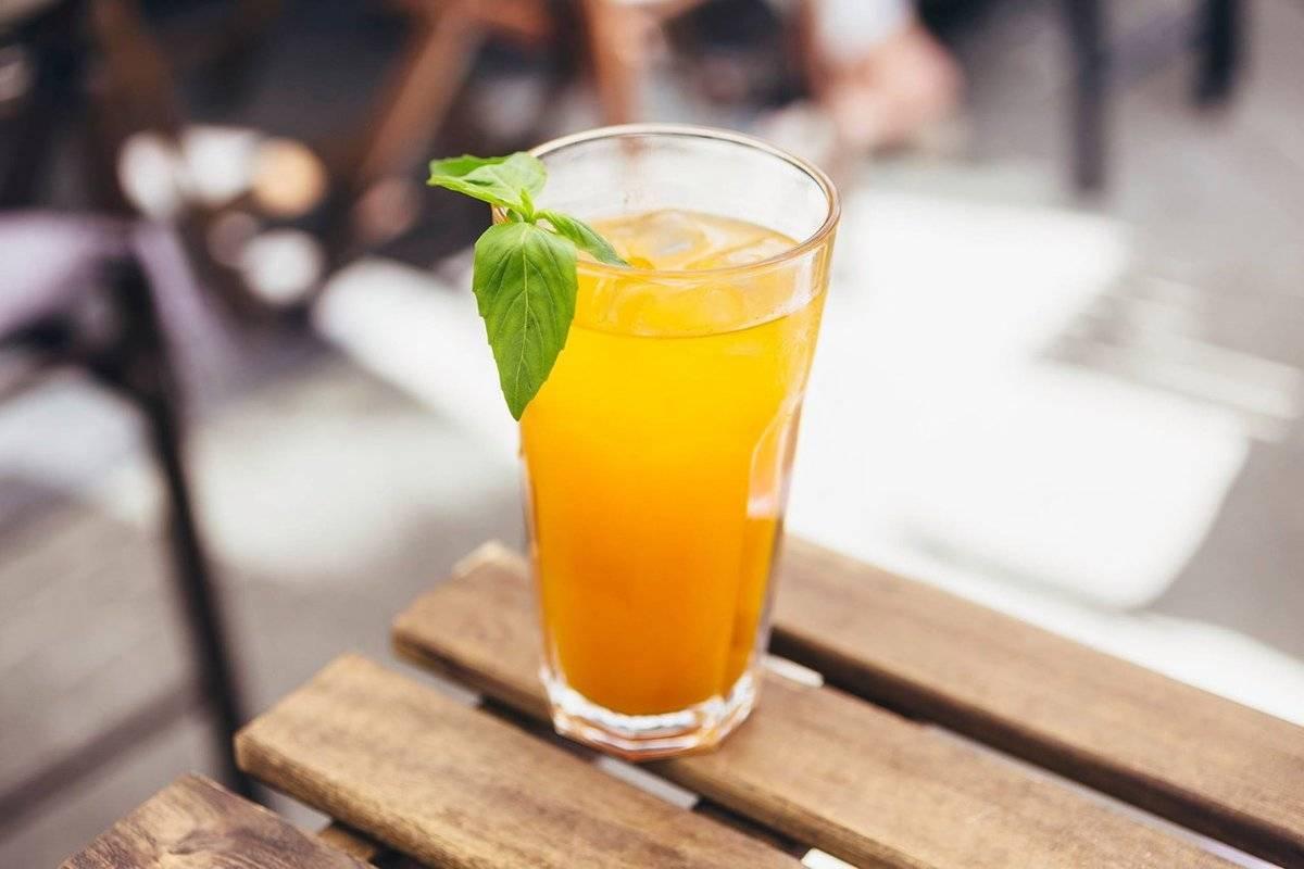 Какой сок лучше всего сочетается с водкой