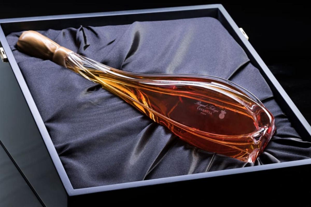 Какое самое дорогое вино в мире?