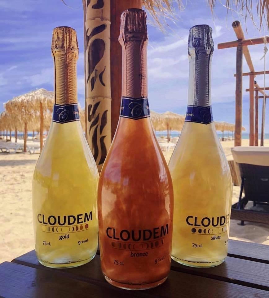 Cloudim bronze — история алкоголя