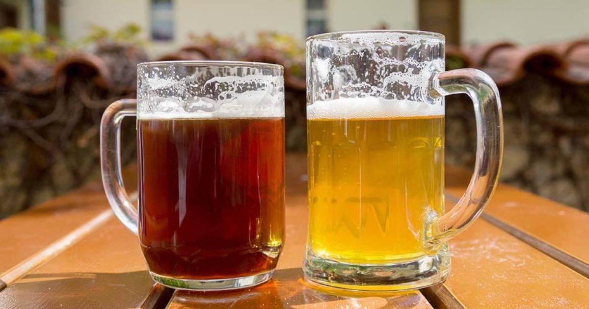 Эволюция india pale lager