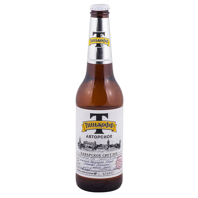 """Пиво """"тинькофф"""": история создания и разнообразие вкусов"""