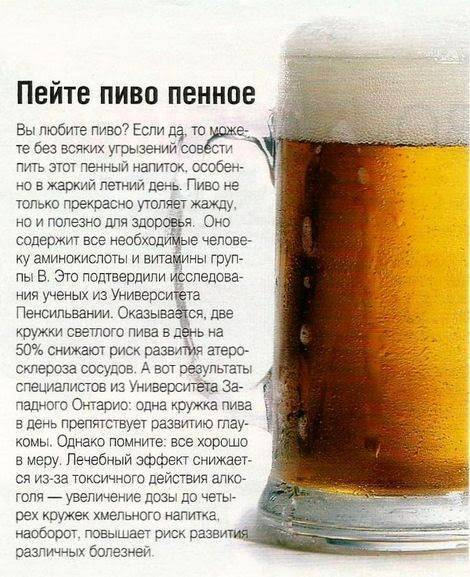 Что будет от просроченного пива – последствия потребления