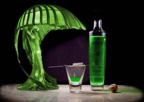Алкоголь который поджигают и пьют