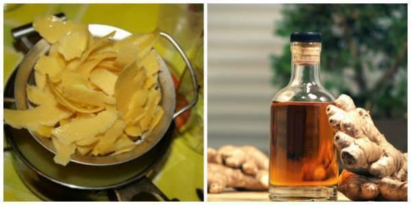 Самогон с имбирем: рецепты приготовления настойки в расчете на 3-х литровую банку в домашних условиях, в том числе с добавлением меда и лимона, ее польза и вред